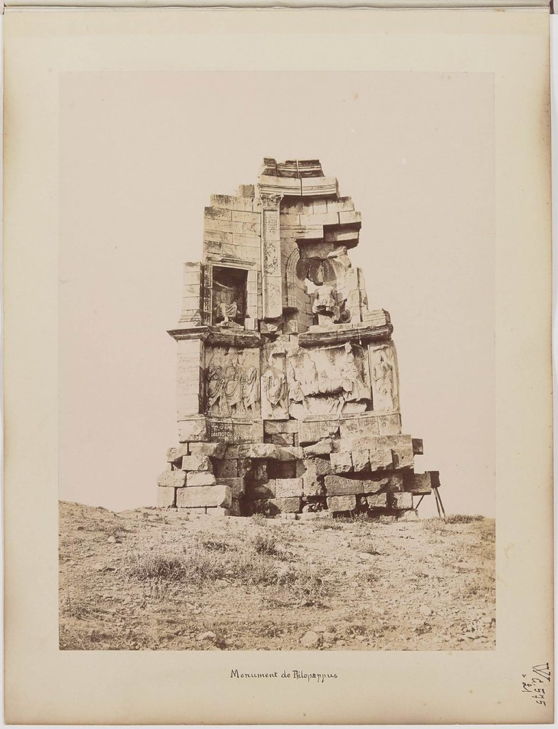 Альбом из 21 фото. из Афин и Пирея в 1880 году, подарок доктора Фювьера-28