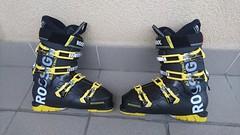Prodám sjezdové boty Rossignol - titulní fotka