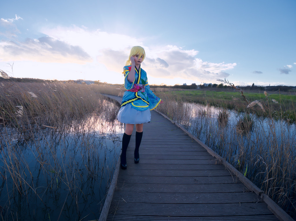 related image - Shooting Love Live - Eli Ayase - Pika Cosplay - Plan d'Eau de La Garde -2018-12-09- P1444333