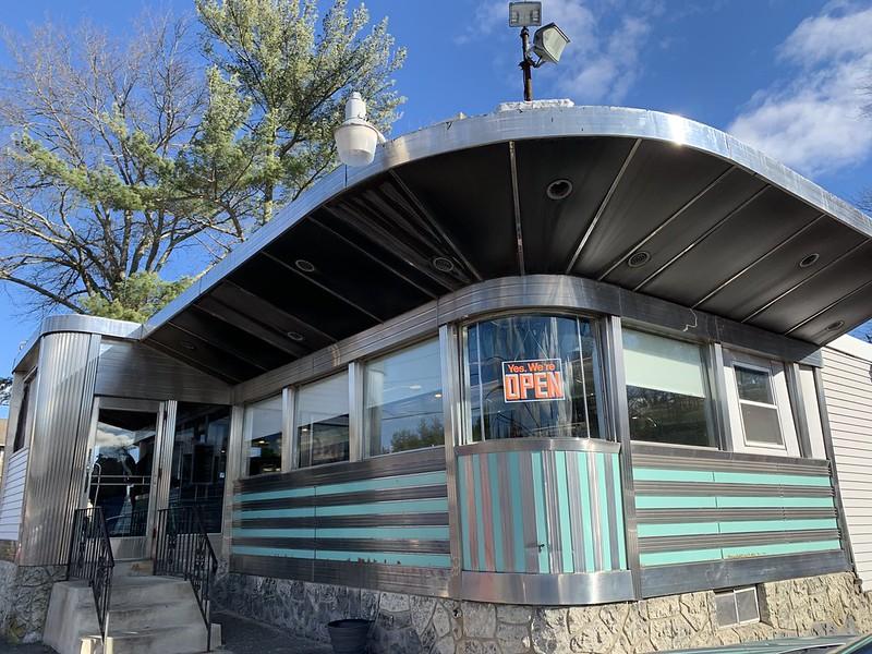 Forked River Diner - Forked River NJ New Jersey 2018