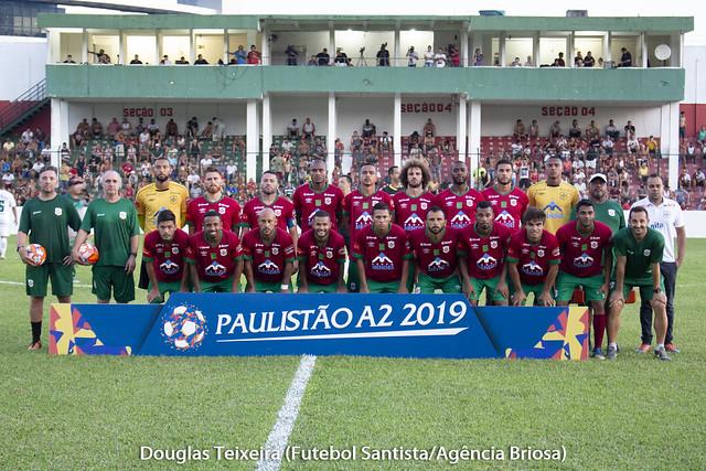 Portuguesa Santista 2 x 2 Portuguesa de Desportos