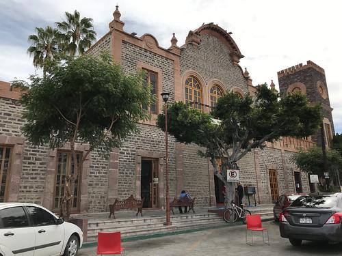 the tourist center