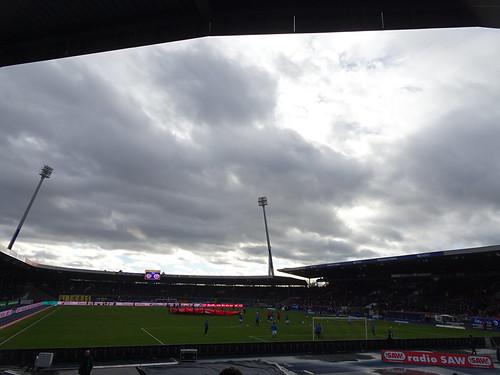 Eintracht Braunschweig 2:0 F.C. Hansa Rostock