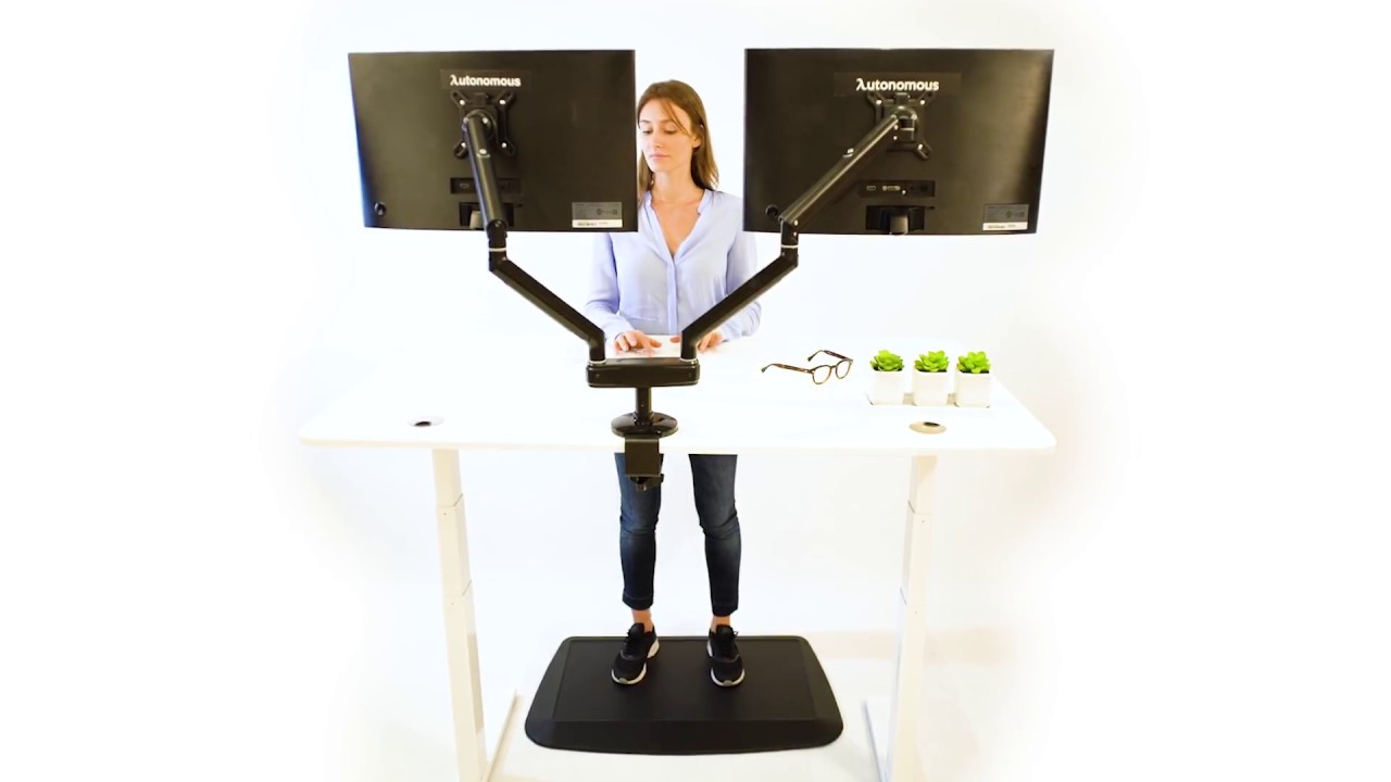 How to relieve Eye Strain in the Office with our new Monitor Arm - Image 2