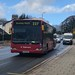 Stagecoach Selkent, Bromley, Mercedes Citaro, 23110 LX12DLF on a diverted Route 227 from Crystal Palace to Bromley North due to Remembrance Day Parades and a burst water main at Penge West on Anerley Hill on Sunday 11 November 2018