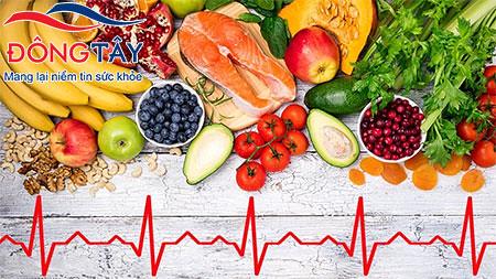 Nhiều loại thực phẩm giúp ổn định nhịp ở người rối loạn nhịp tim