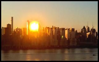 Golden Manhattan