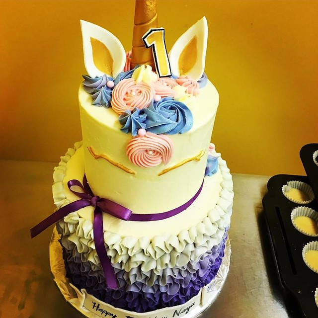 Unicorn Cake by Celenas Bakery