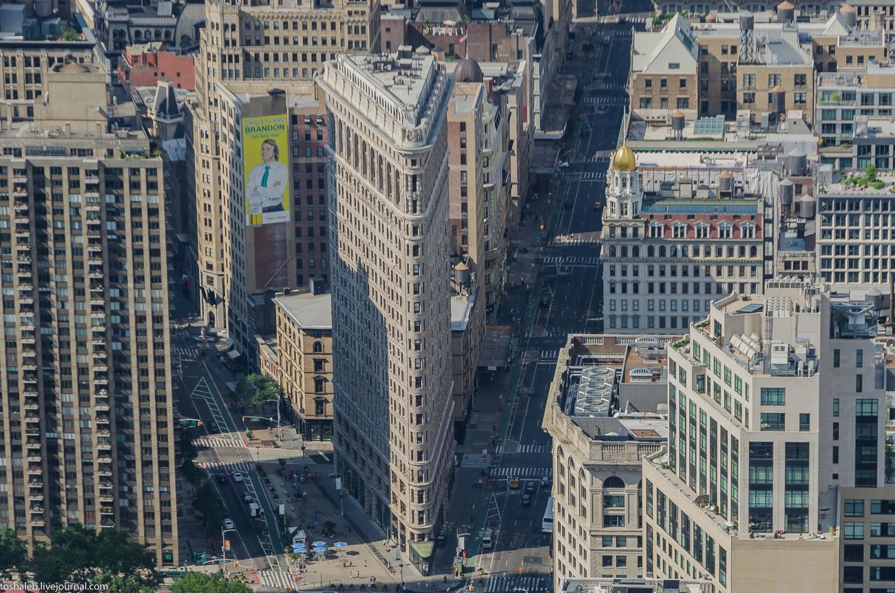 Нью-Йорк_Empire State Building-56
