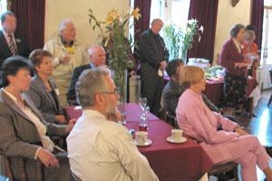 New Retirees Reception 2007