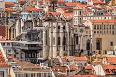 Convento do Carmo. Lisboa