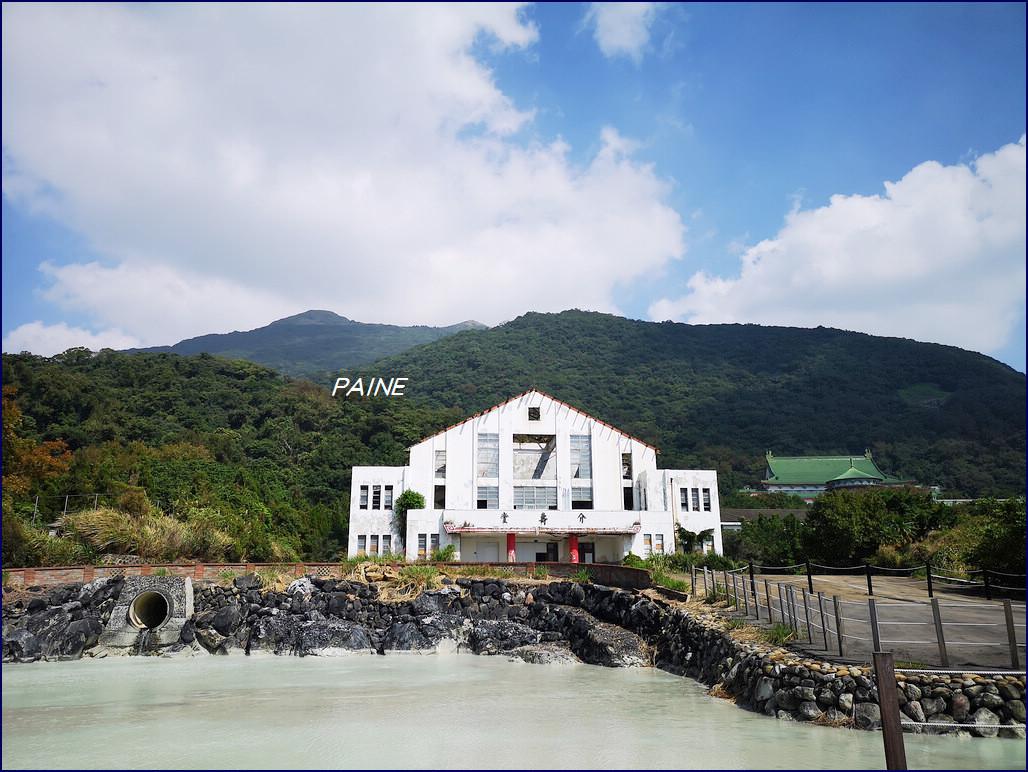 陽明山中山堂