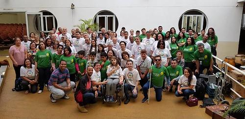 1°Encontro Nacional de Pessoas com Deficiência e Interessados