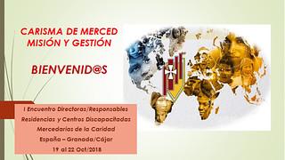 ENCUENTRO RESIDENCIAS Y CENTROS DE DISCAPACITADOS ESPAÑA