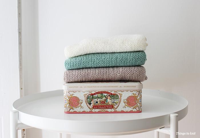 Cómo tejer un jersey básico de bebé » Things to Knit
