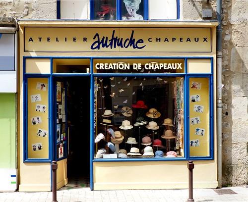 Aubenas - Atelier Chapeaux Autruche