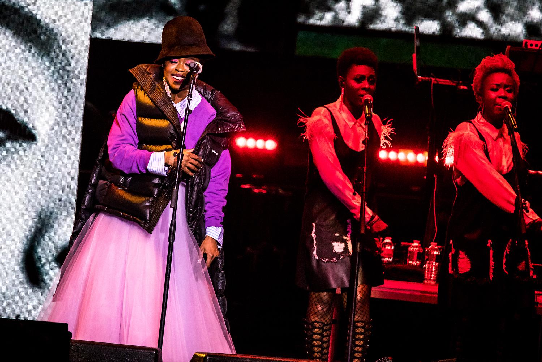 Lauryn Hill @ Vorst Nationaal 2018 (Jan Van den Bulck)