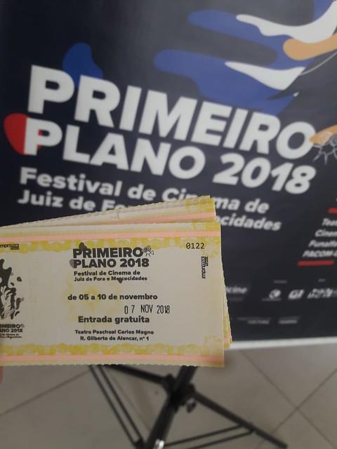 Professor da Faculdade exibe documentário no Festival Primeiro Plano 2018