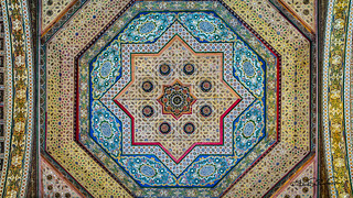 صورة قصر الباهية قرب Menara. cstevendosremedios marrakesh marrakeshtensiftelhaouz morocco ma