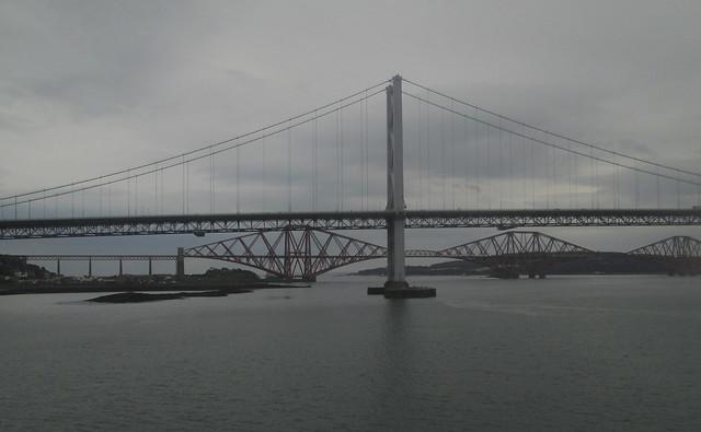 """Old"" Forth Bridges 1"