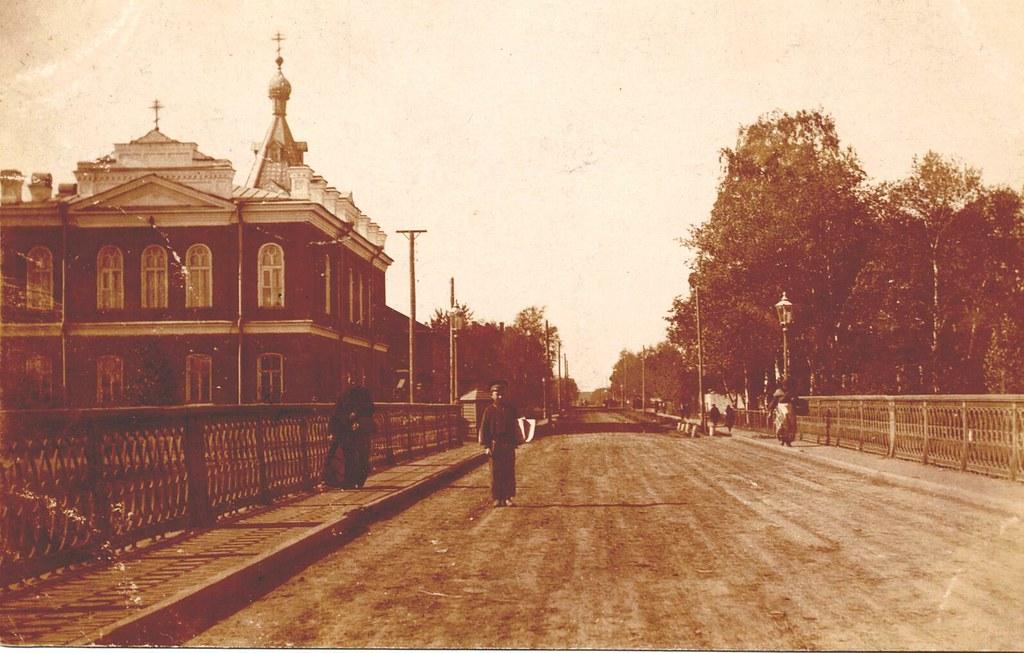 Царскосельский проспект. 1907