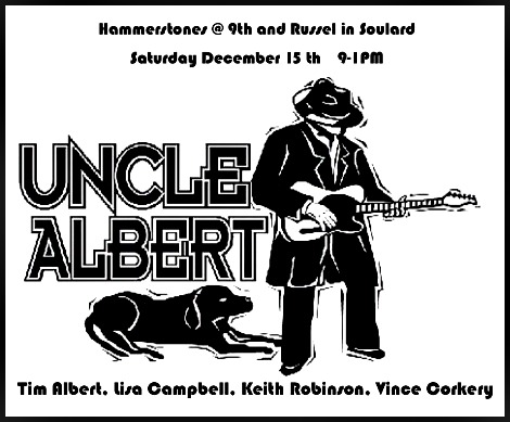 Uncle Albert 12-15-18