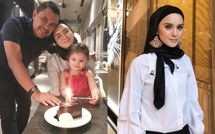 Hanez Suraya Hamil Tiga Bulan