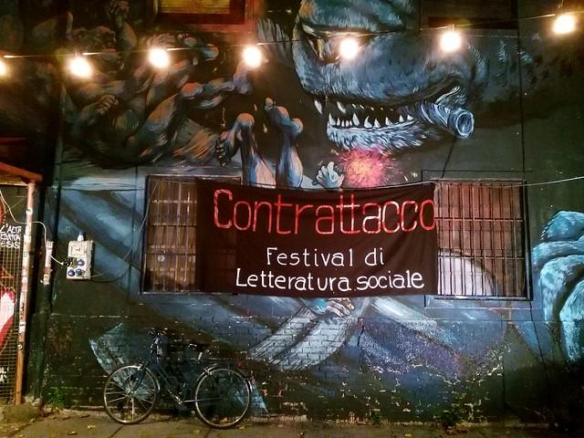 Contrattacco! - Festival di letteratura sociale (prima giornata)