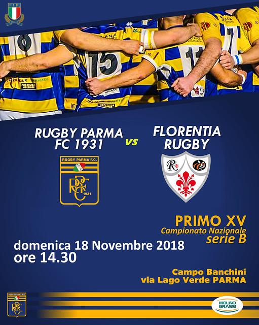 RPFC vs Florentia 18.11.18