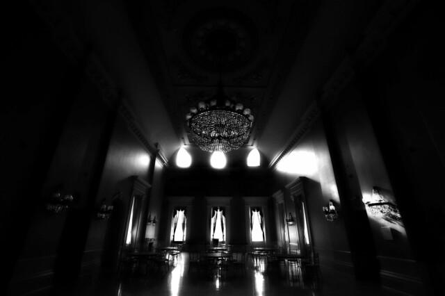 The Great Hall, Nikon D3200, Sigma 10-20mm F3.5 EX DC HSM