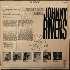 JOHNNY REVERS:LIVE AT THE WHISKY GO-GO REVISITED(JACKET B)
