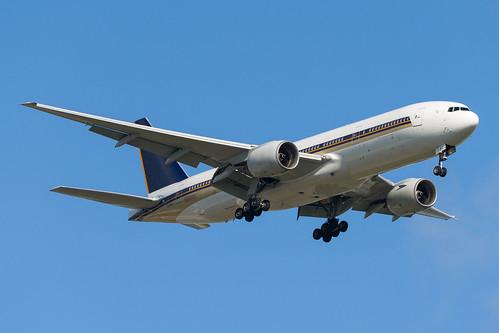 Air New Zealand Boeing 777
