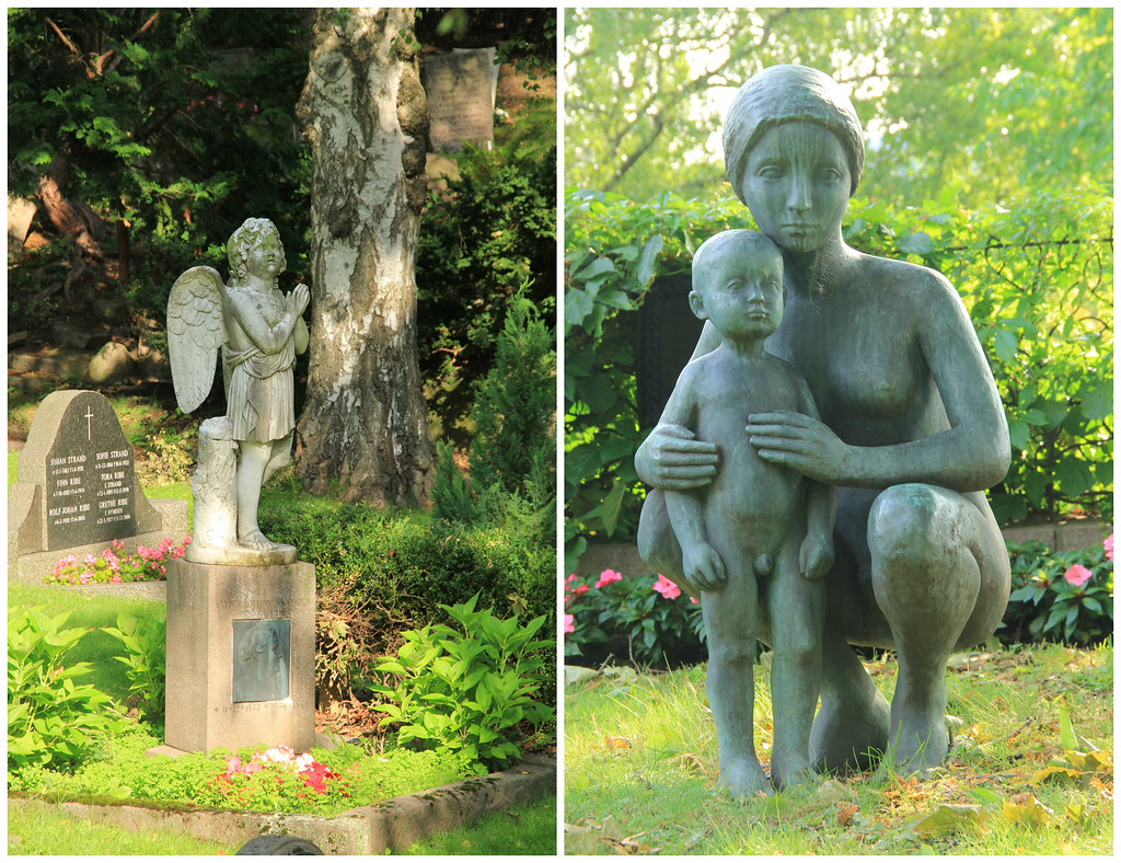 Gamle Aker Churchyard, Oslo