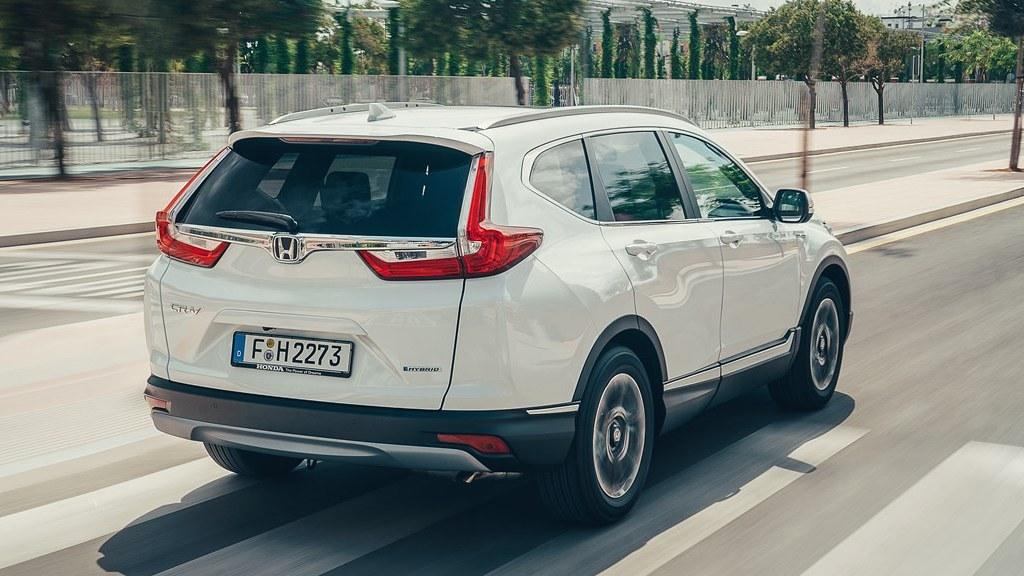 Honda CR-V Hybrid 00003