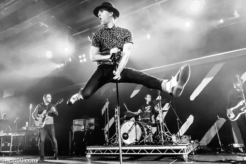 Maximo Park at Rockaway Beach 2019 pic by Mike Burnell-3562