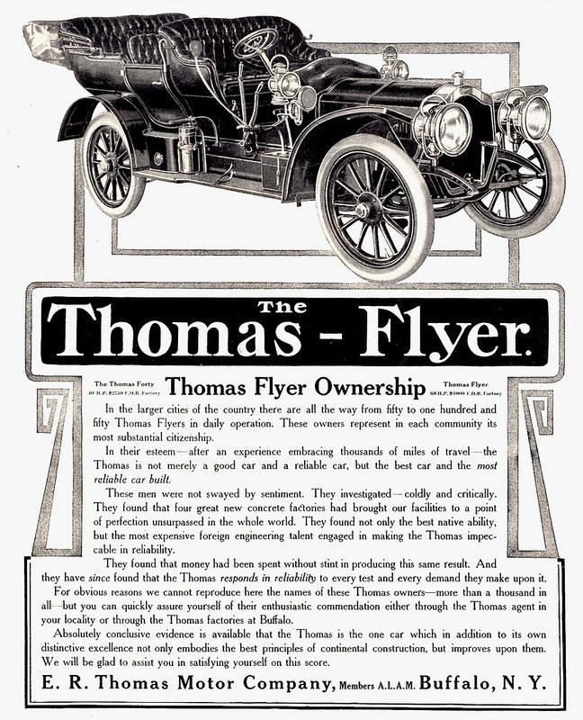 1907 Thomas-Flyer