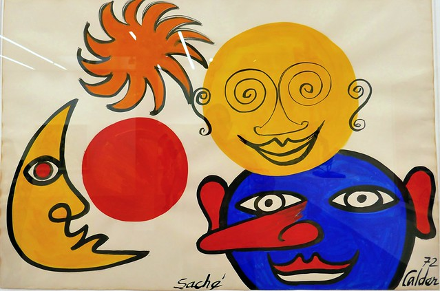 Alexander Calder, Sach, Panasonic DMC-TZ100