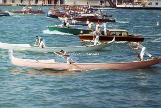 Venezia (VE), 1973, Venezia e la Festa del Redentore.