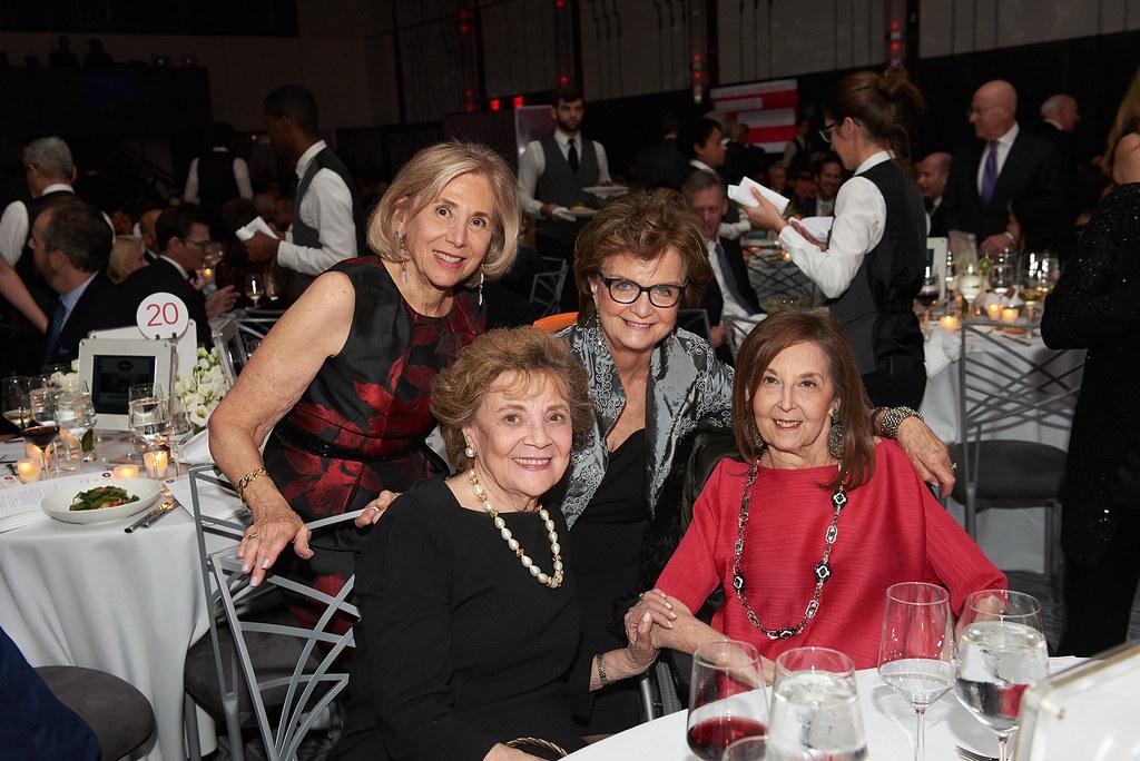Dorey Neilinger, Margaret Dowd, Mitilda Cuomo, Jennie DeScherer (1)