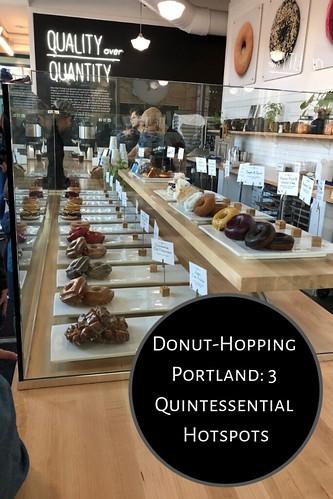 Donut-Hopping Portland: 3 Quintessential Hotspots