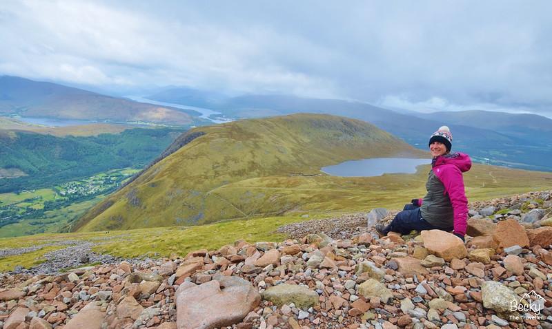 Ben Nevis - Best hikes in Scotland