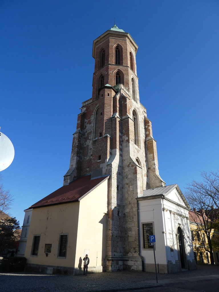 Buda Tower of the Church of Mary Magdalene, Budapest