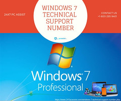 windows 7 technical support phone number -247pcassist.com