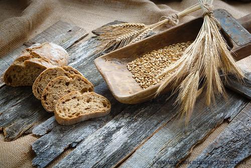 Roti Gandum, Enak, Mengenyangkan dan Menambah Berat Badan
