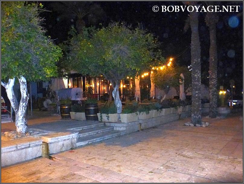הכניסה למסעדת קורדרו (Cordero)
