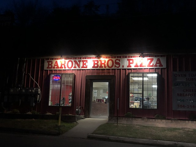 Barone Bros Pizza