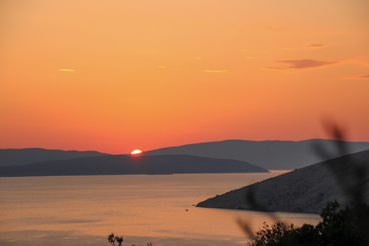 Kroatië krk stara baska