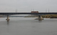 Tram Across the Vistula