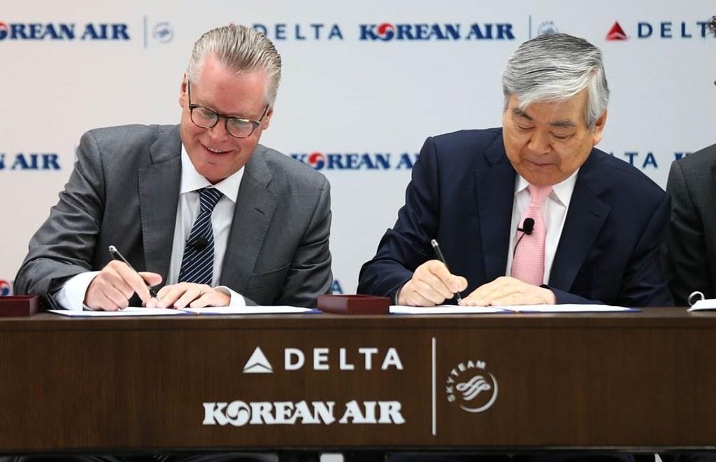 Delta & Korean 1 Year Anniversary