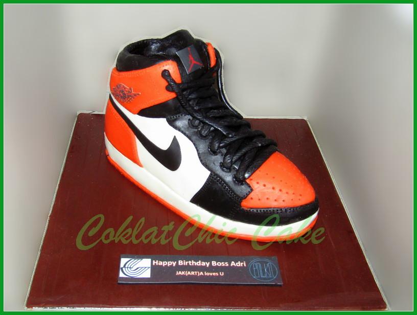 Cake Nike Air Jordan Bos Adri 20 cm